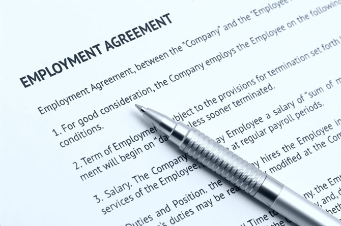 Townsville Employment Lawyer  Employment Agreements  Disputes